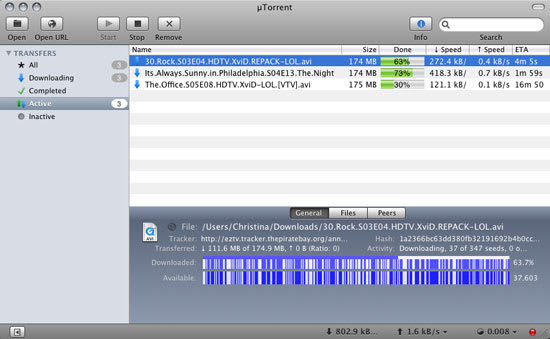 utorrent free download for mac 10.5