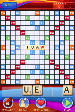 TUAW Review: Scrabble for iPhone