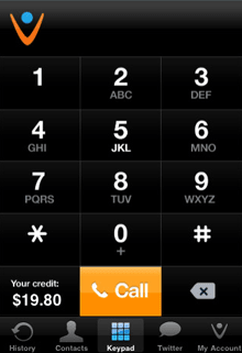 Vonage releases VOIP app for iPhone