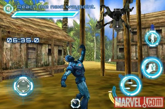 gameloft java version games for android