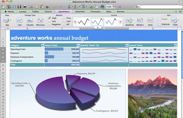 Microsoft Office for Mac 2011 now on sale, downloadable for upgraders