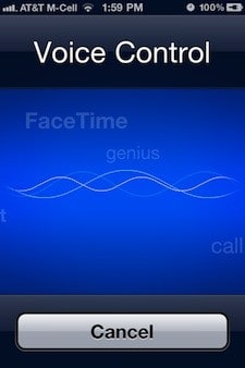Iphone Voice Control >> Iphone 101 Using Voice Control