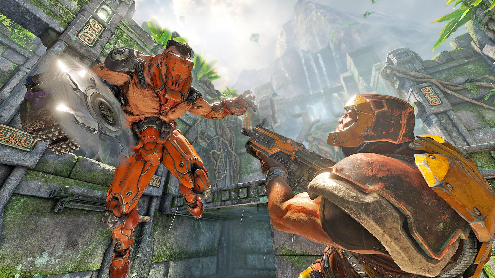 'Quake Champions' isn't finished, but you can play it ...