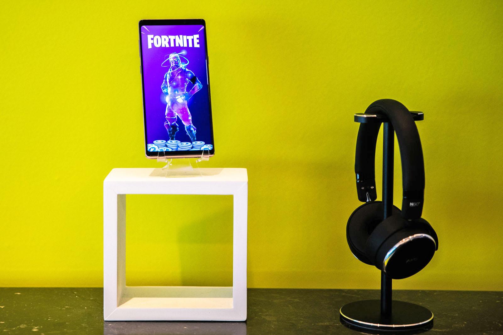 'Fortnite' Android beta invitations open to non-Samsung ...