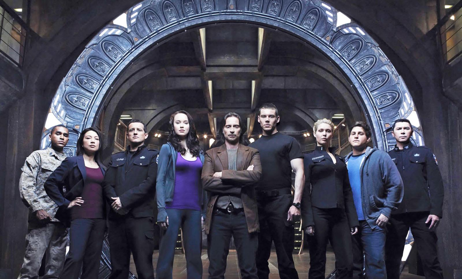 Stargate Streaming