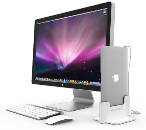 Henge Docks Announces Docking Stations For MacBook Air