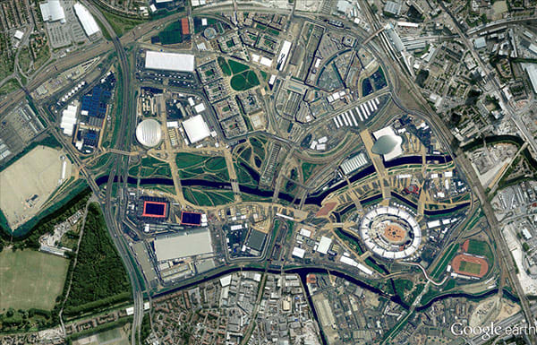 google earth, maps get new high-res aerial and satellite