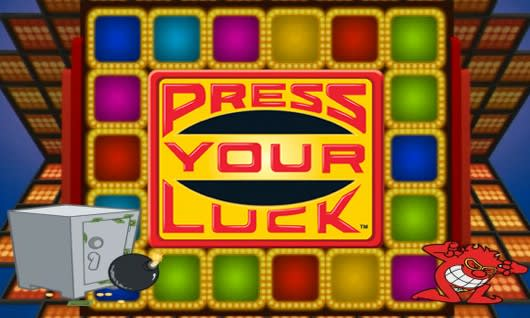 Online Slot Game Press Your Luck