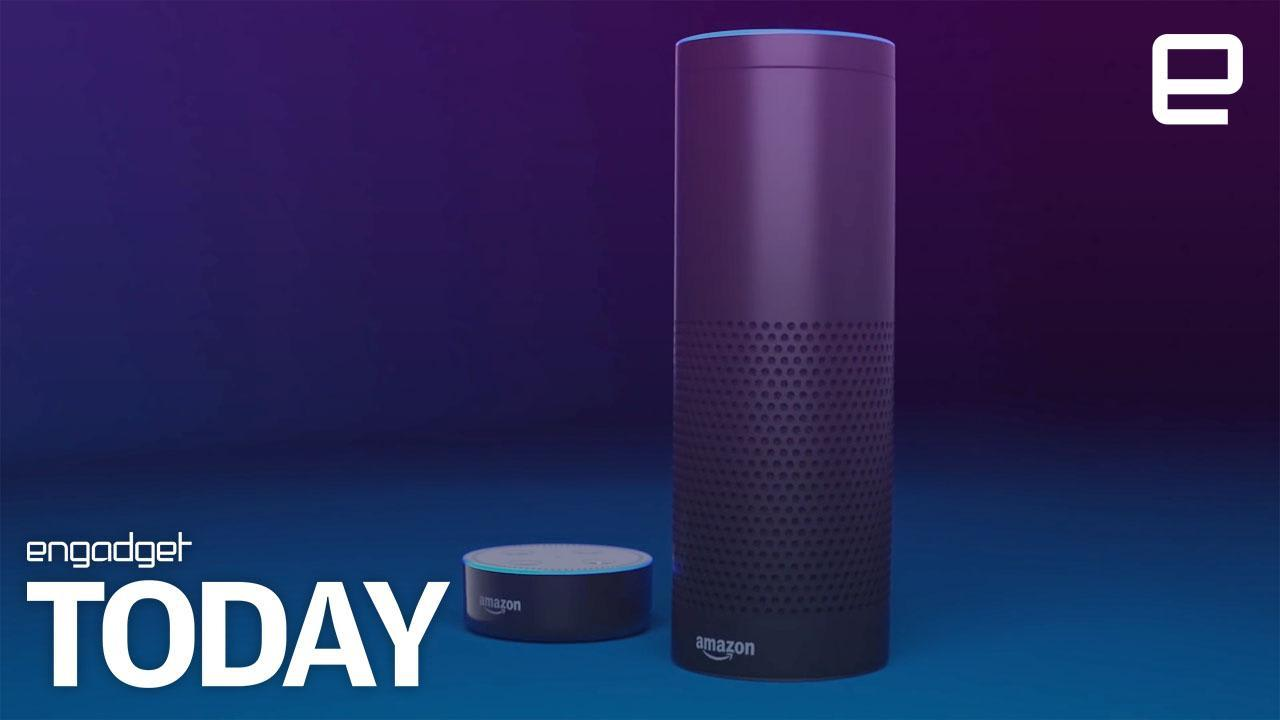Amazon is turning every Echo device into an intercom