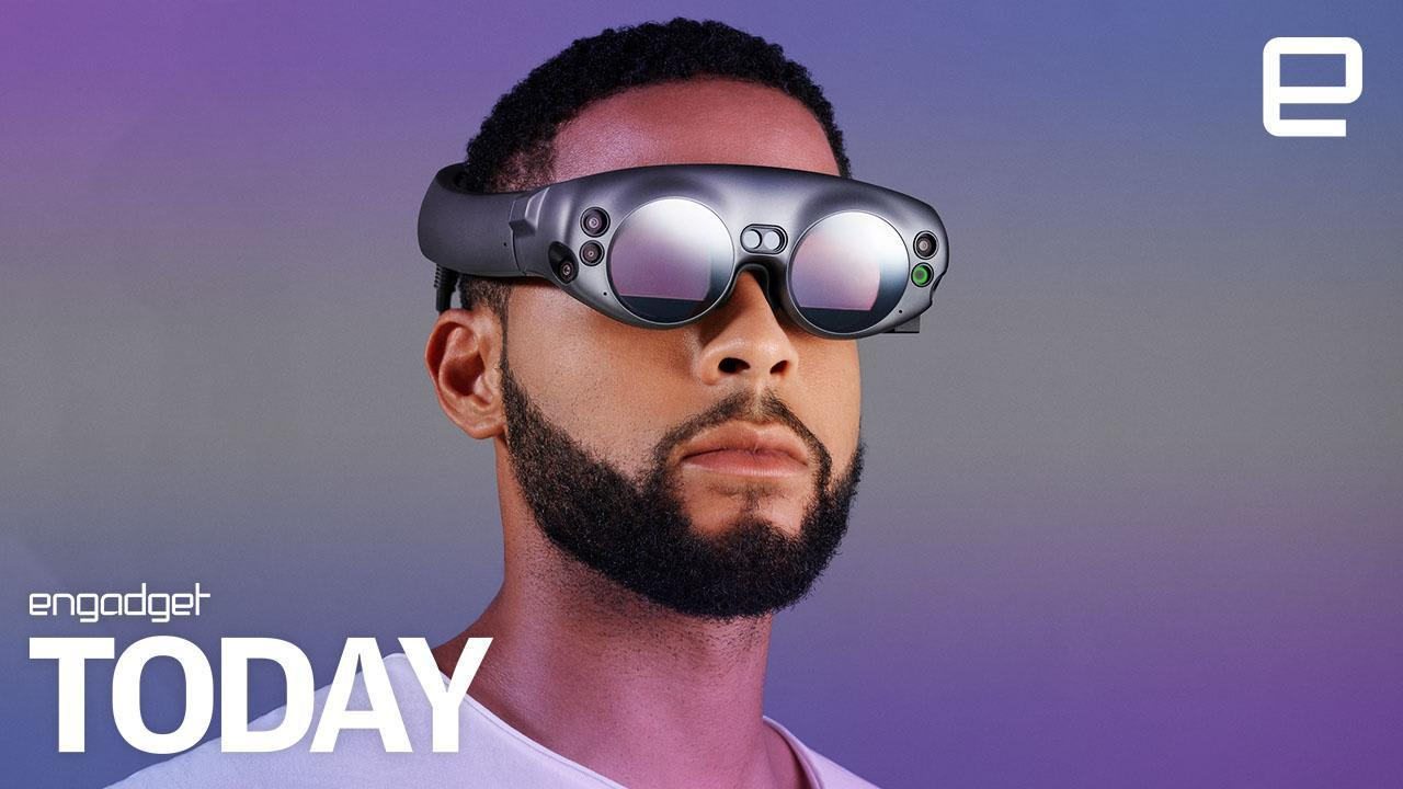 a0b6878d529 This is Magic Leap s mixed reality headset