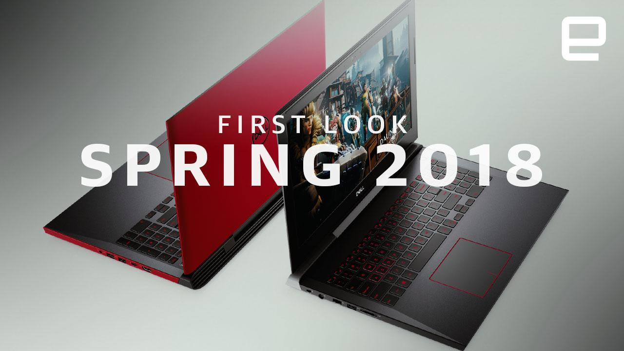 Dell's spring lineup is filled with all-in-ones and gaming PCs