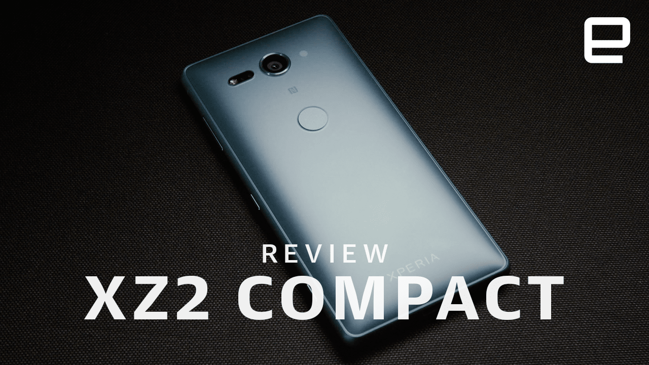 Sony Xperia XZ2 Compact review: A smaller flagship without