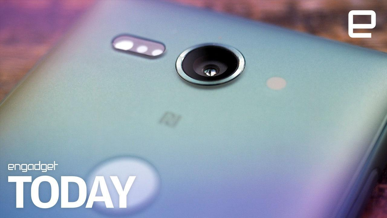 Sony unveils world's first 48-megapixel smartphone sensor