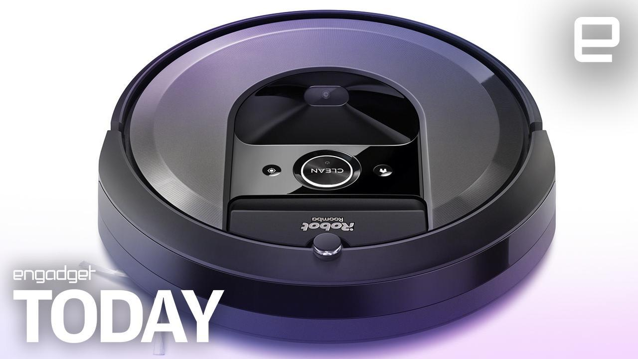 there s finally a roomba that can empty itself