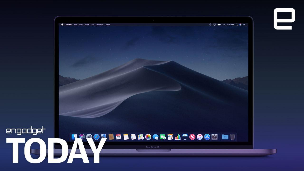 macOS Mojave is out today  Here's what to expect