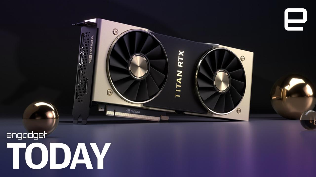NVIDIA officially unveils its flagship Titan RTX GPU