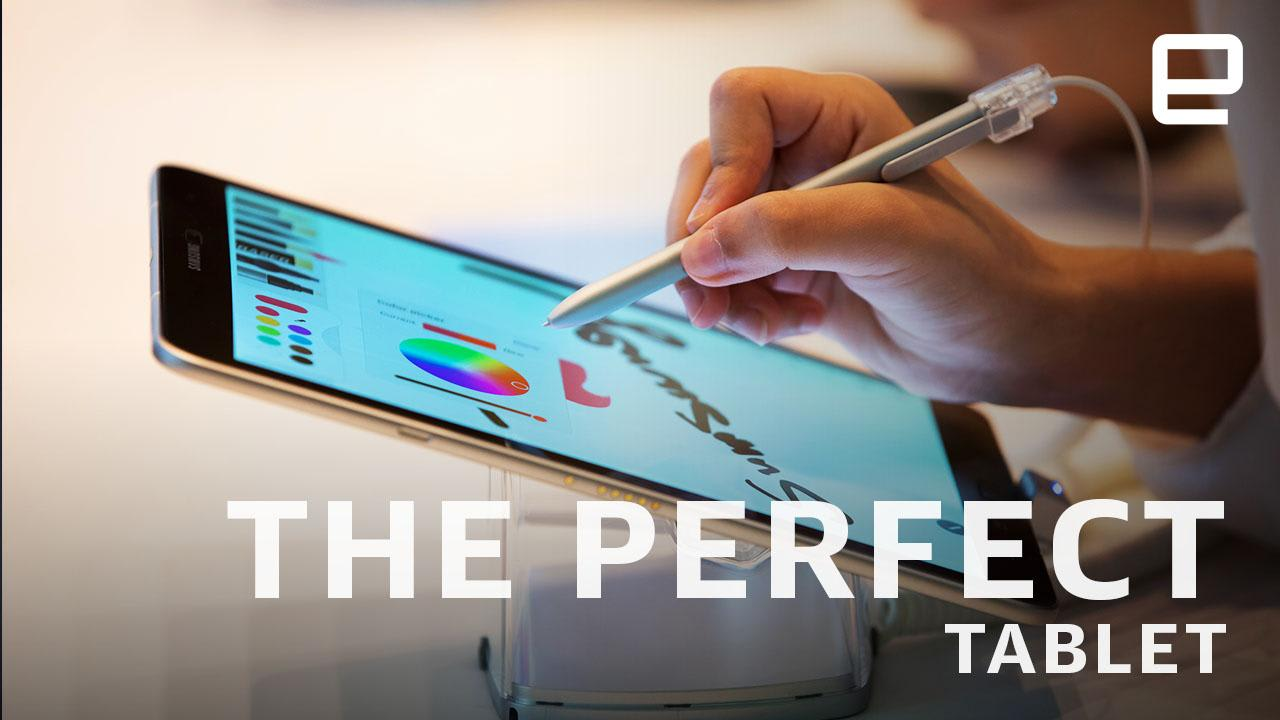 3802f35a74234 Google and Samsung on the perfect 2-in-1 tablet