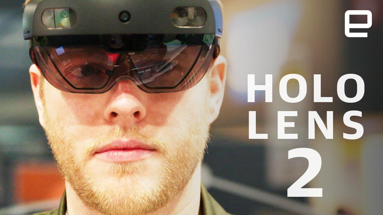 Microsoft HoloLens 2 hands-on: A giant leap closer to mixed