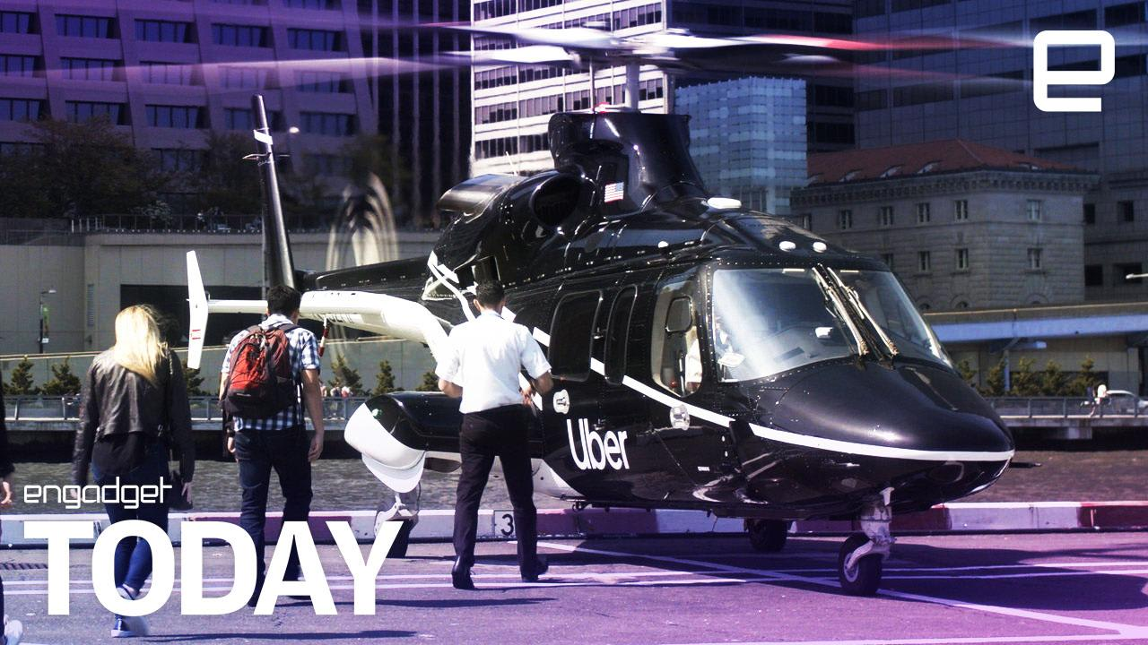 Uber Copter S 200 Flights Launch In Nyc On July 9th
