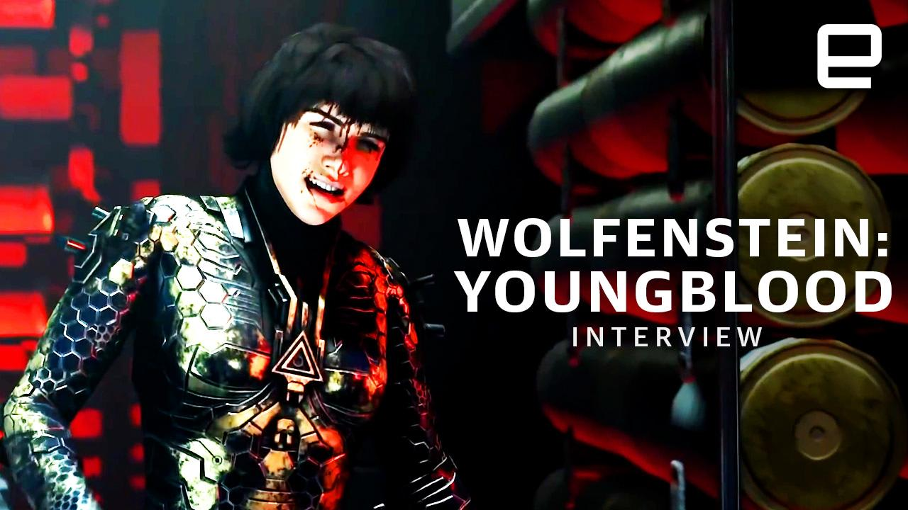 Wolfenstein: Youngblood' makes me want more co-op shooters