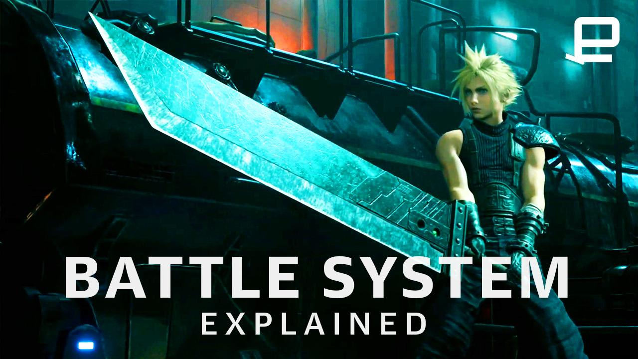 Final Fantasy VII Remake' feels ambitious and different