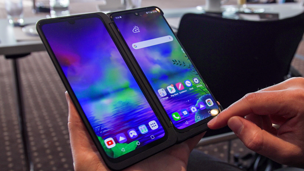 Image result for lg g8x thinq