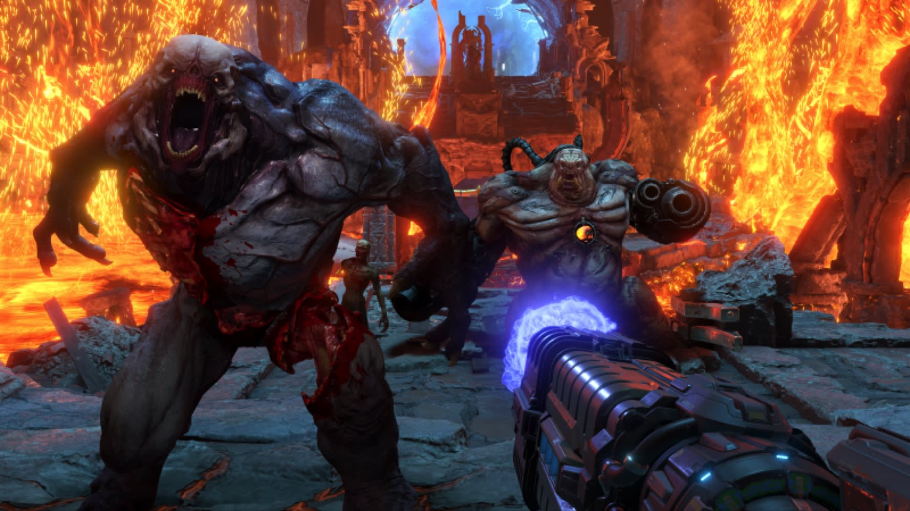 Doom Eternal' is guns, gore and sophistication