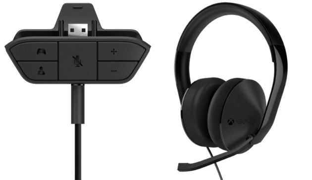4b93d9adb23 Xbox One stereo headset and adapter arrive in March