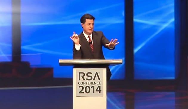 Stephen Colbert Explains Cloud Fog Part Cloud Part Fog