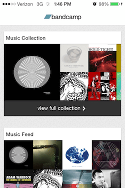 Bandcamp is an invaluable music resource, but you wouldn't