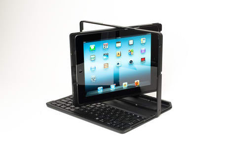 Transformer Like Dock It Pro Provides Quirky Ipad Keyboard