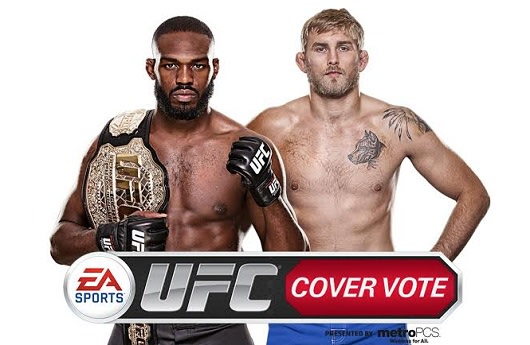 Alexander Gustafsson selected as EA Sports UFC co-cover fighter
