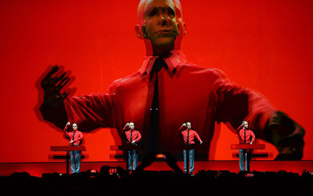 Kraftwerk's 3D concerts return to North America in ...Kraftwerk 3d