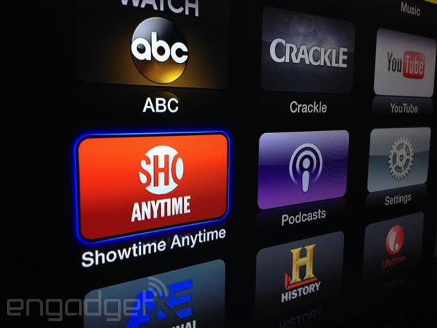 Showtime Anytime Brings Live And On Demand Streaming To
