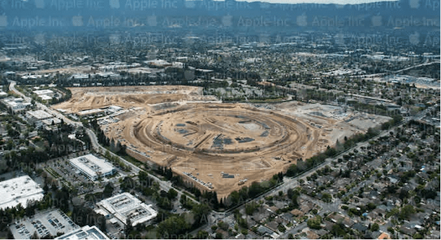 Apple Campus 2 on track for completion in 2016