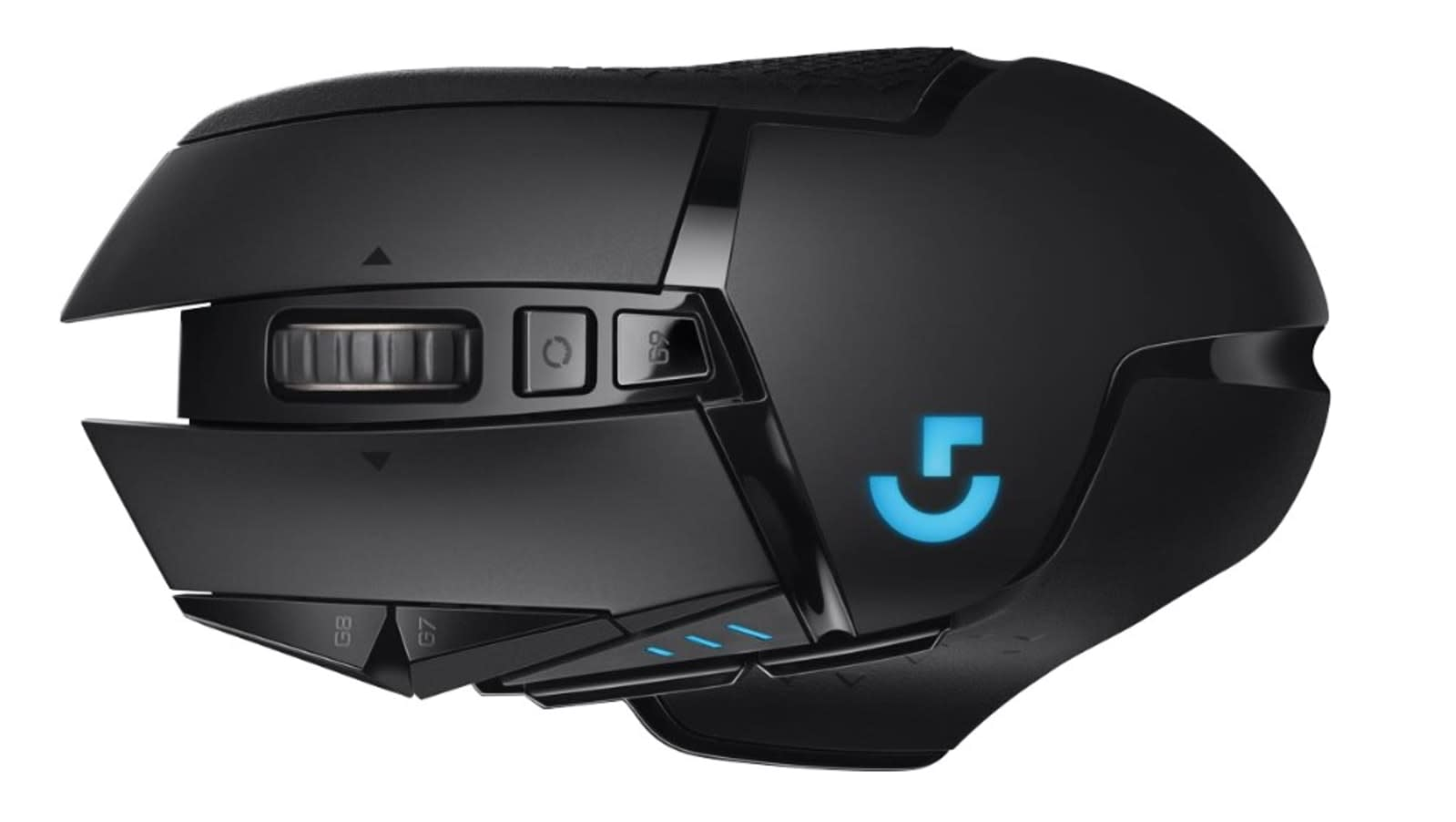 052c80aeda4 Logitech unveils a wireless version of its G502 gaming mouse