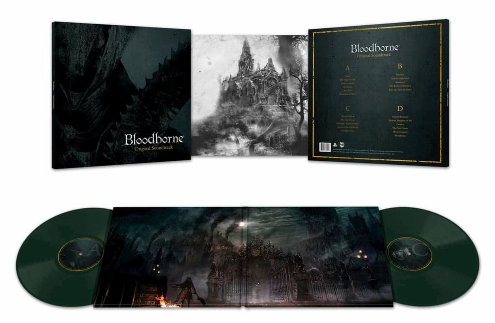 Bloodborne's atmospheric score is getting a vinyl release