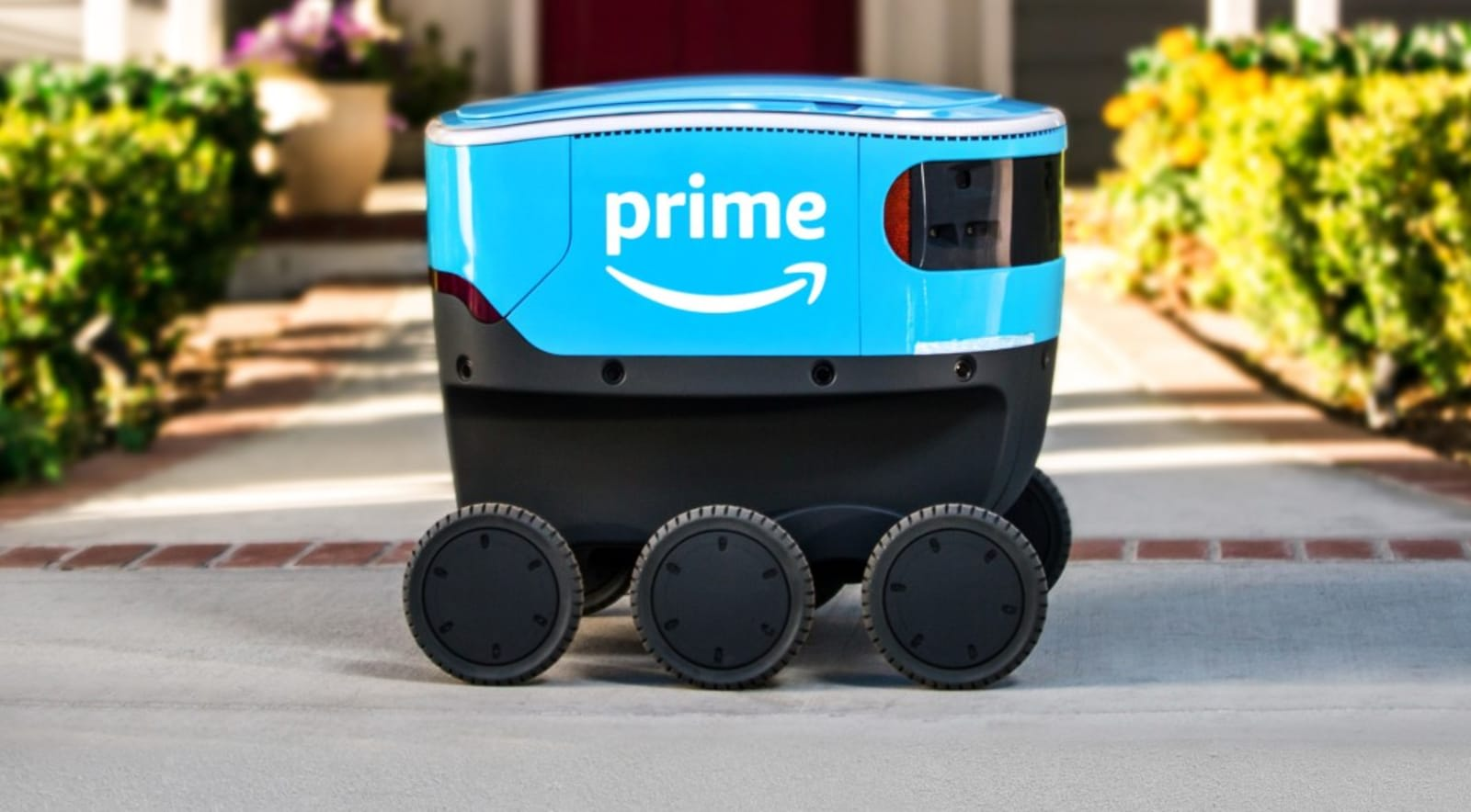 Hasil gambar untuk Robot Scout Amazon
