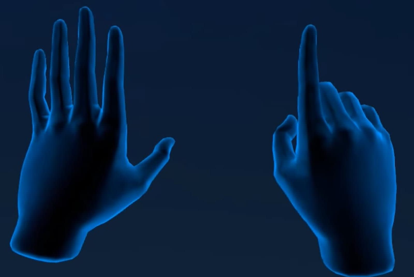 Mark Zuckerberg hints finger tracking is coming to Oculus