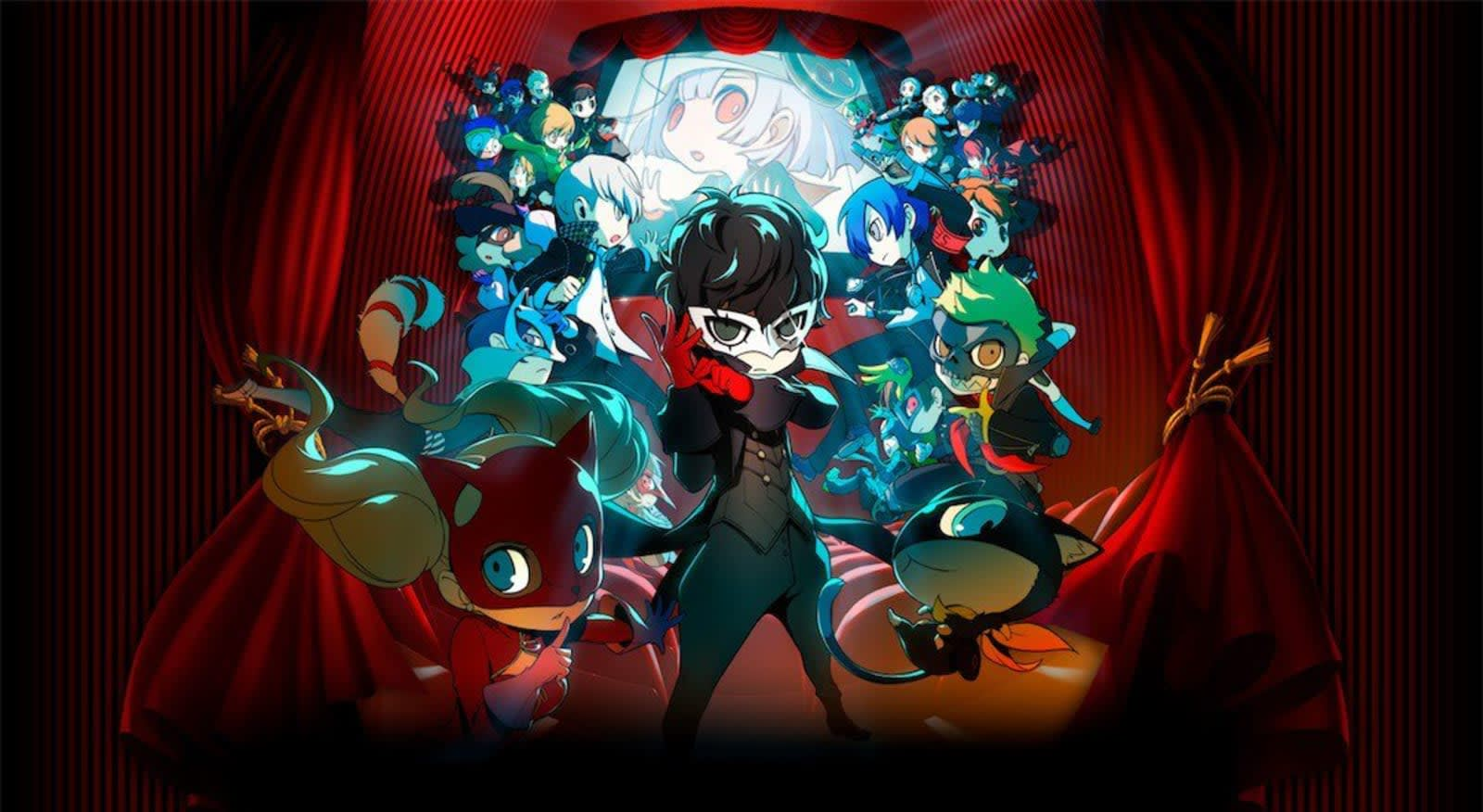 Persona Q2: New Cinema Labyrinth' coming to North America
