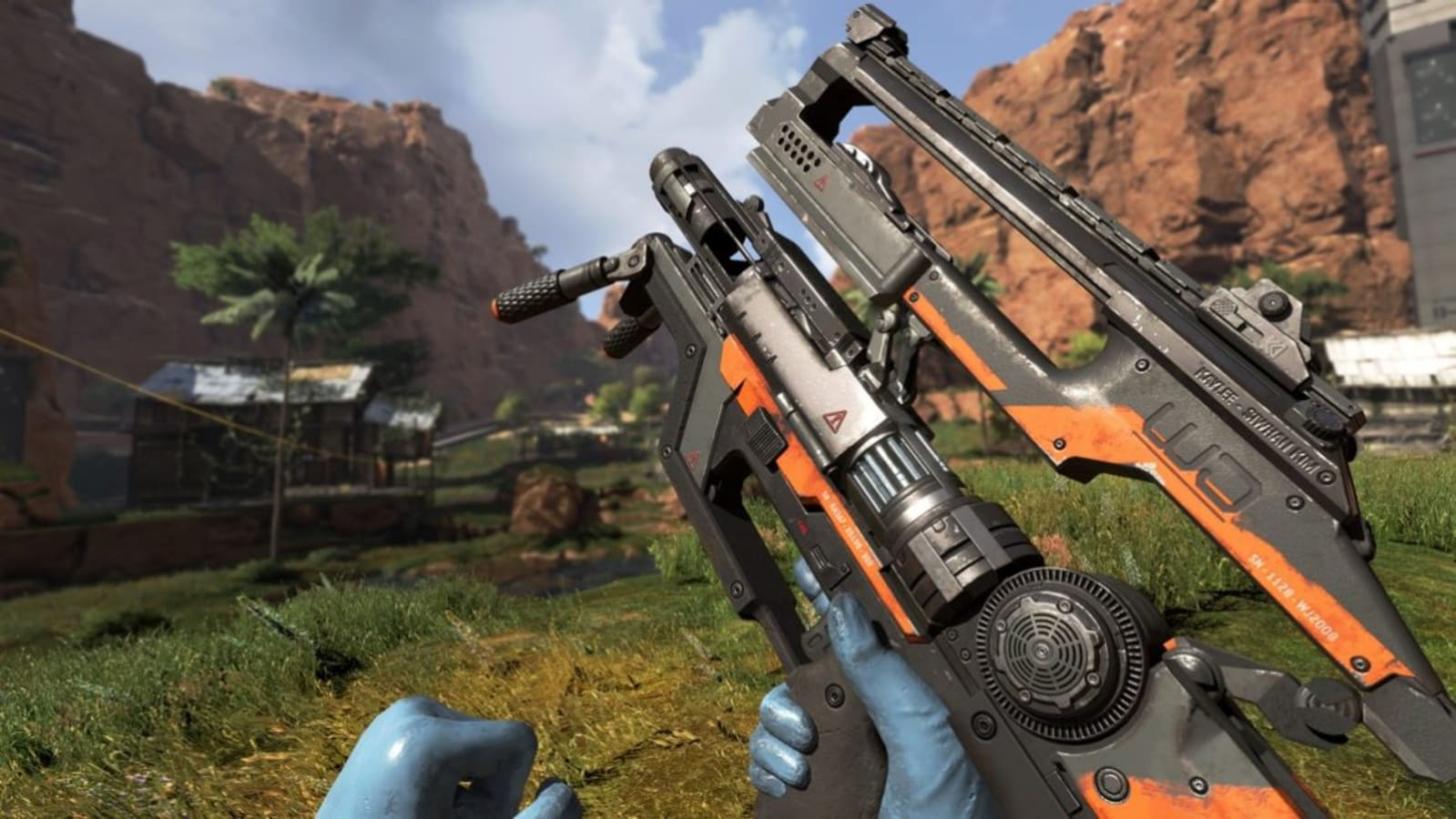 'Apex Legends' is making its worst guns more powerful