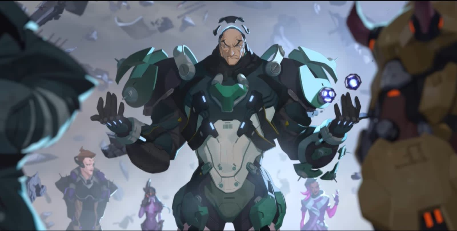 The next 'Overwatch' hero is yet another evil scientist
