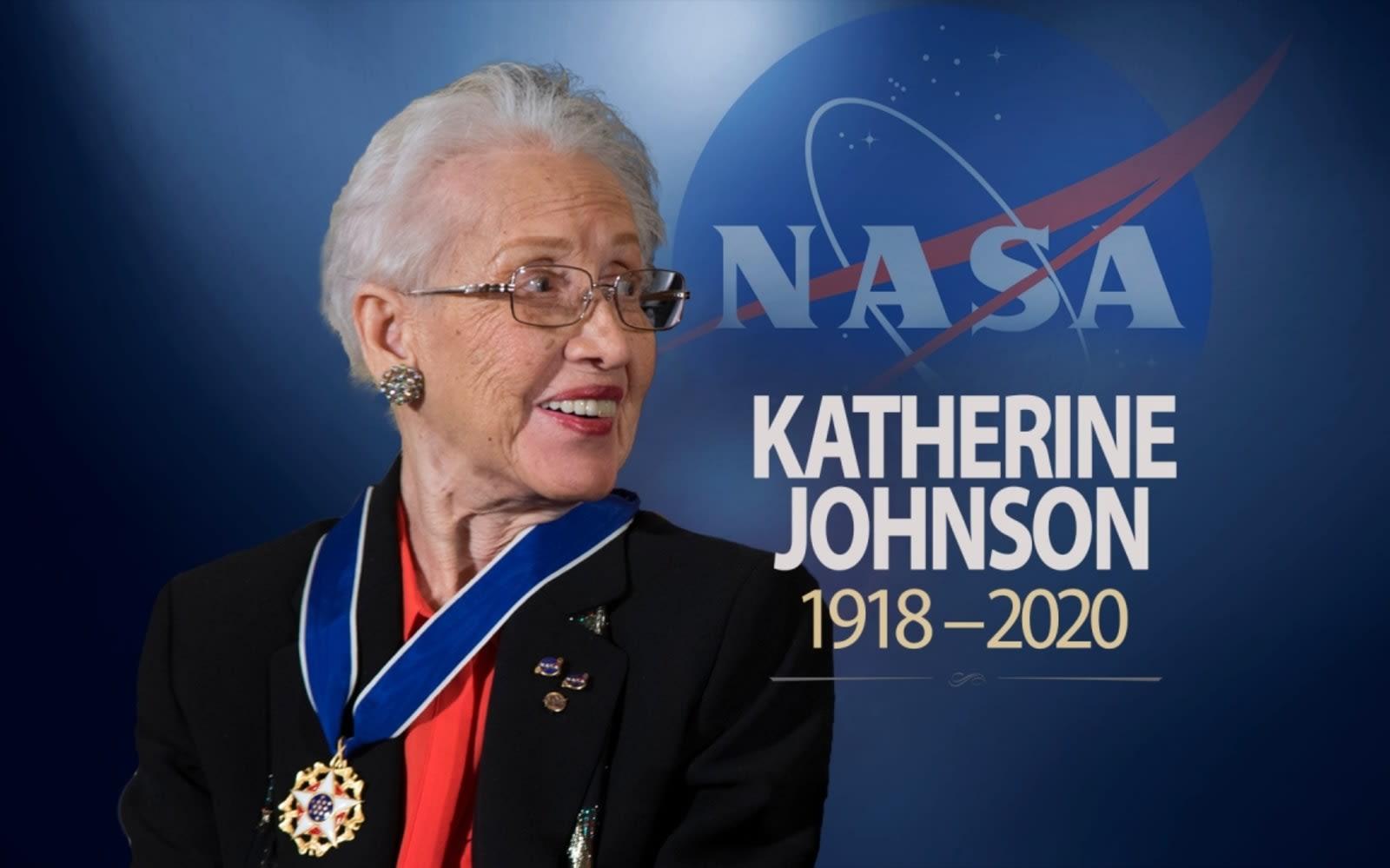 Pioneering NASA mathematician Katherine Johnson dies at 101