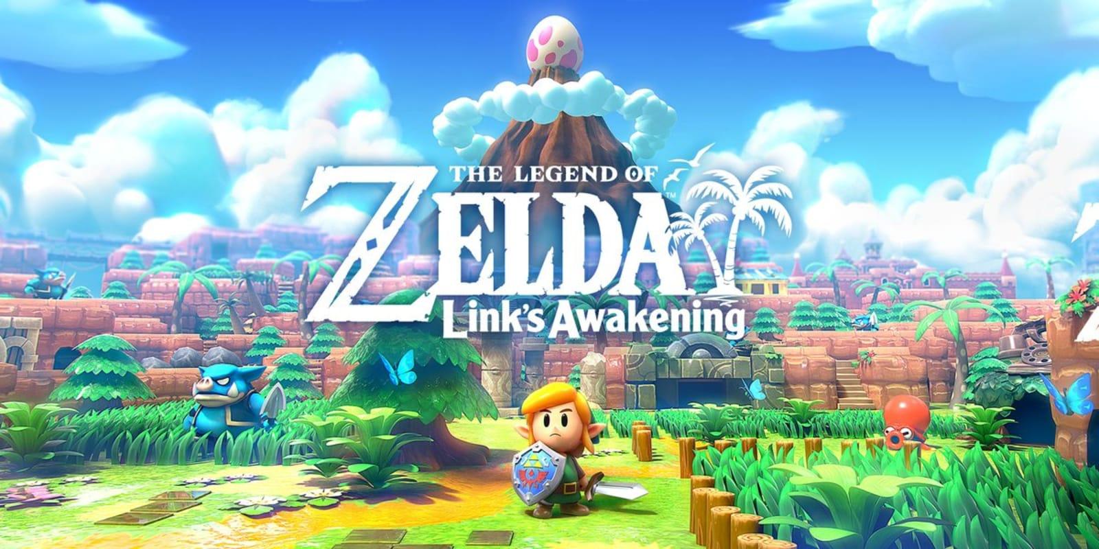 Image result for link's awakening cover art