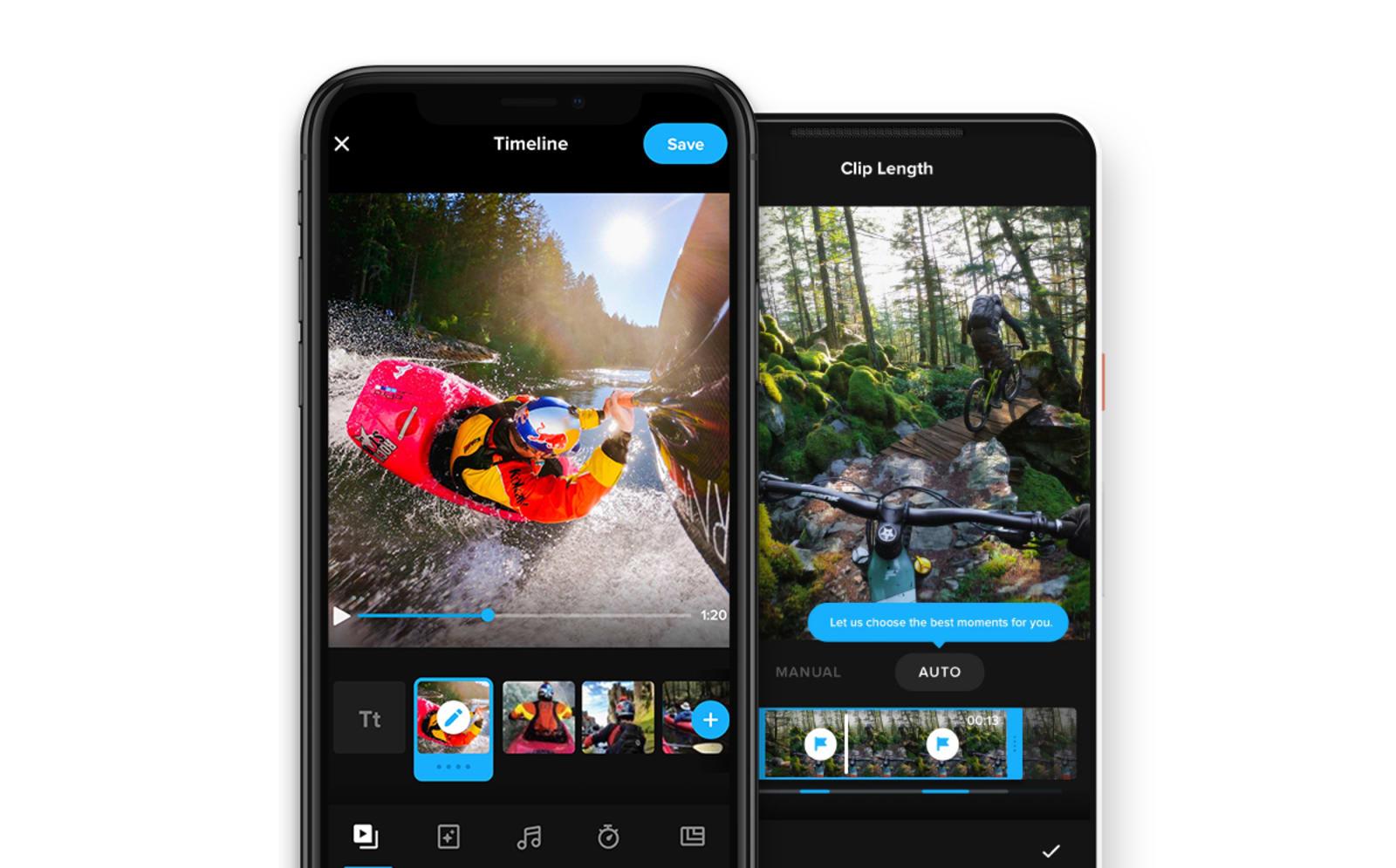 Картинки по запросу gopro app short clips