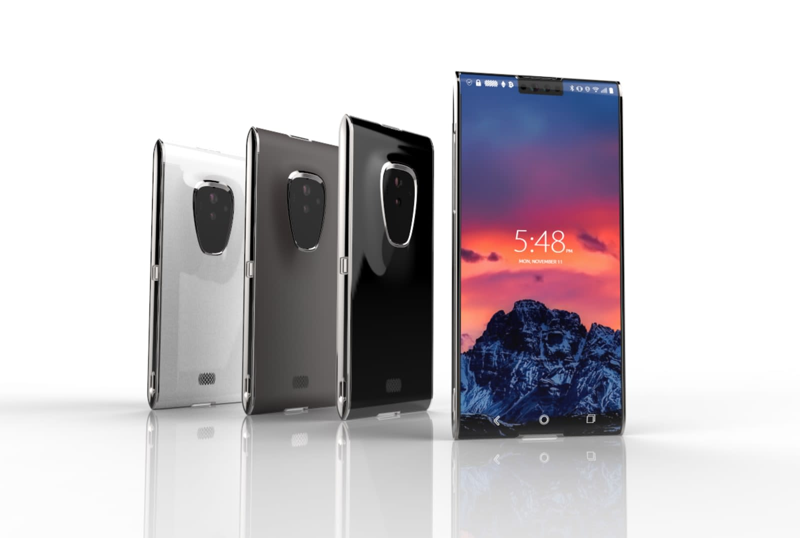 The world's first blockchain smartphone is in development