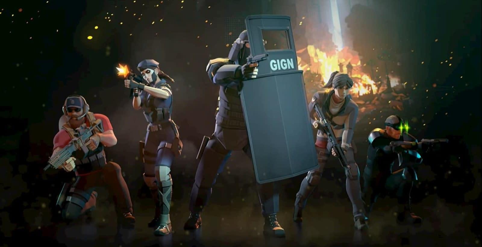 Elite Squad' pulls together a Tom Clancy dream team on mobile