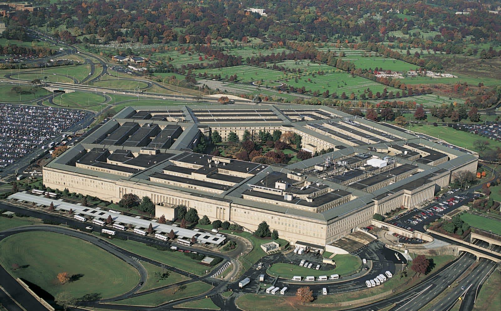 Google sits out $10 billion Pentagon cloud contest over AI