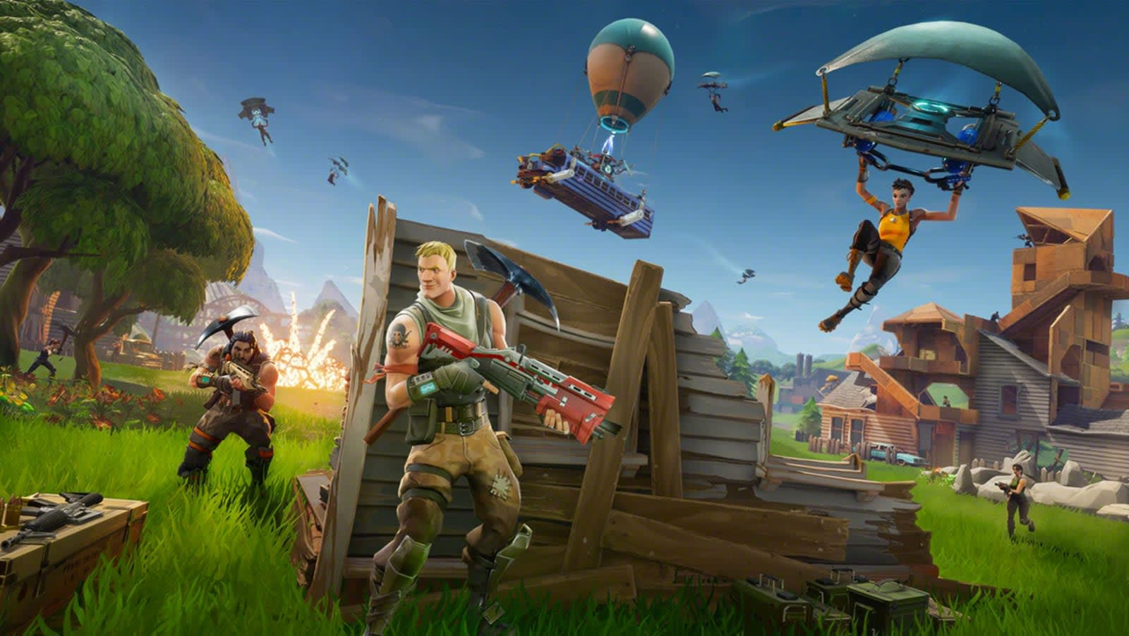 Official 'Fortnite' circuits are coming to colleges and high schools
