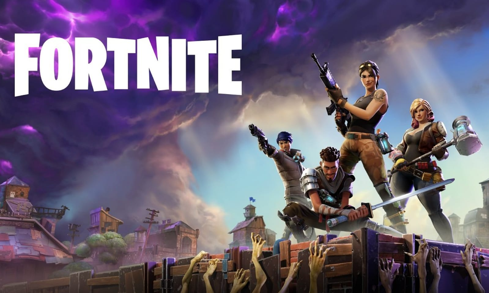 Fortnite Client fortnite' is getting a big new creative mode | engadget
